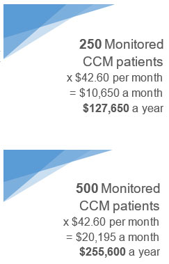 Increased Revenue with Remote Patient Monitoring