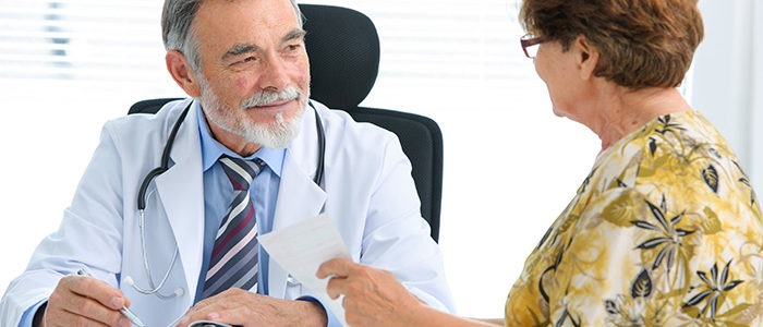 doctor and patient - cms chronic care management