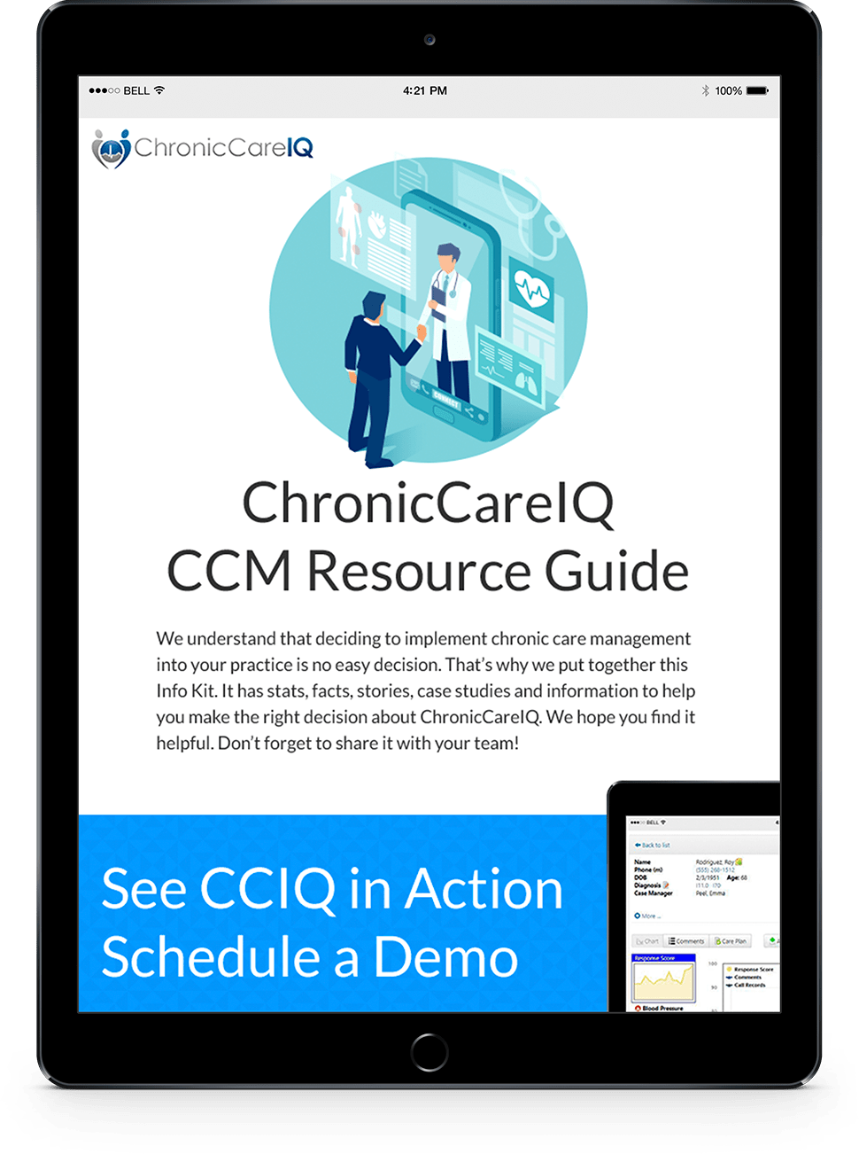 CCIQ Chronic Care Management Resources