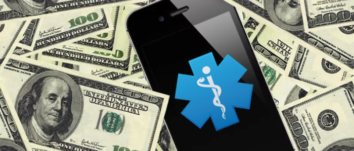 mobile health revenue